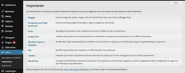 from blogger to wordpress3