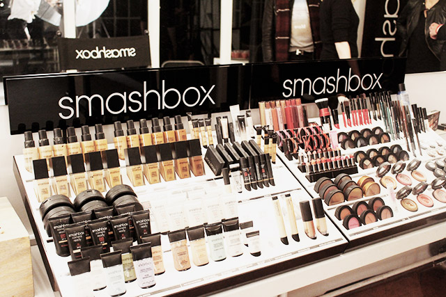 Smashbox - shape matters event1