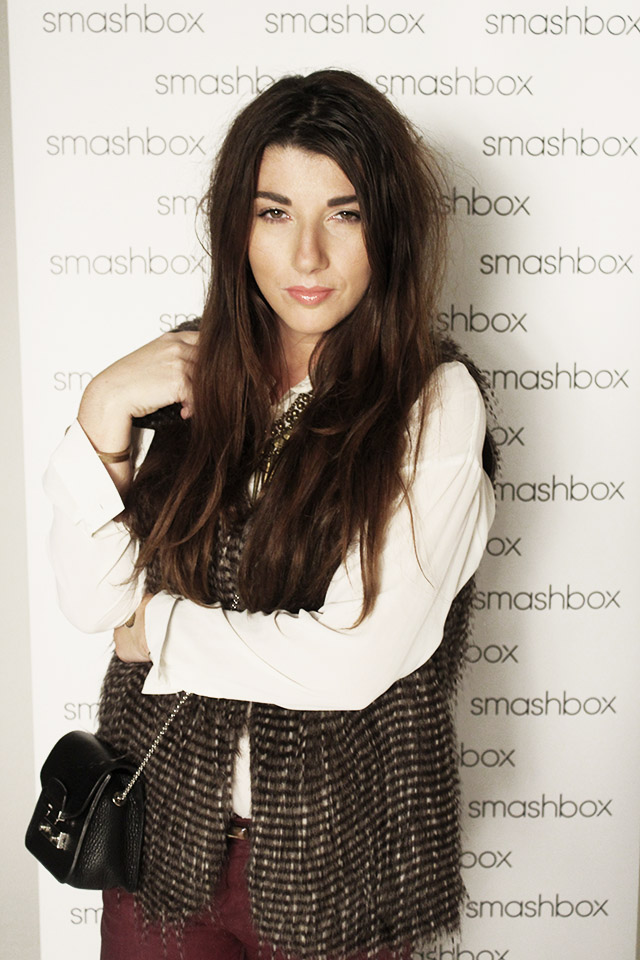 Smashbox - shape matters event2