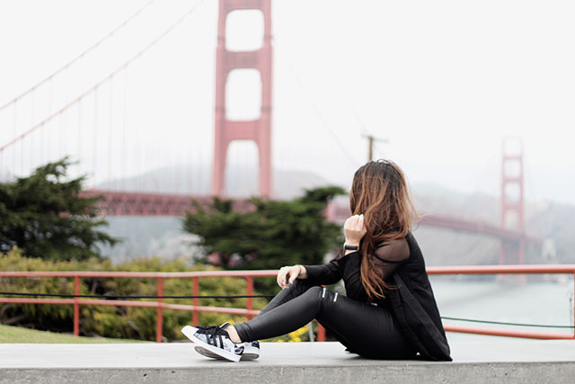 Golden Gate Bridge - San Francisco - Lightinthebox - adidas 31