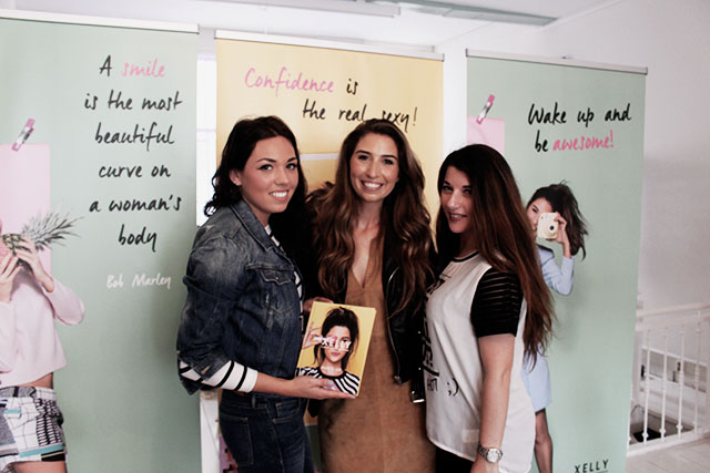 beauty masterclass xelly Cabau van Kasbergen - Make up book - Hunkermoller - Wendy van Soest 11
