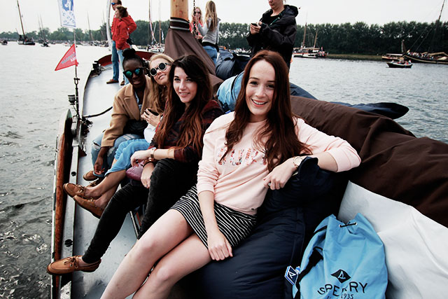 Event | Sail Amsterdam with Sperry 11