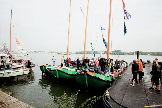 Event | Sail Amsterdam with Sperry 2