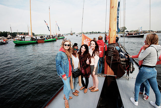 Event | Sail Amsterdam with Sperry 4