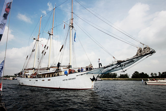 Event | Sail Amsterdam with Sperry 6