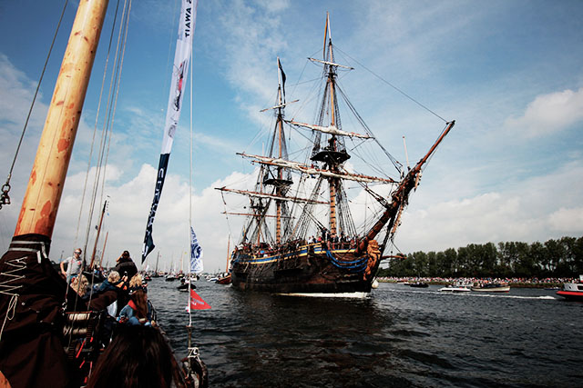 Event | Sail Amsterdam with Sperry 7