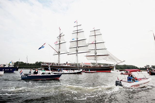 Event | Sail Amsterdam with Sperry 8