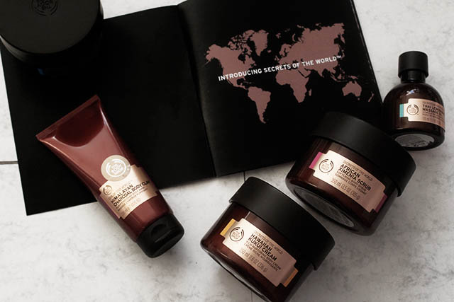 The Body Shop - Secrets of the World 1