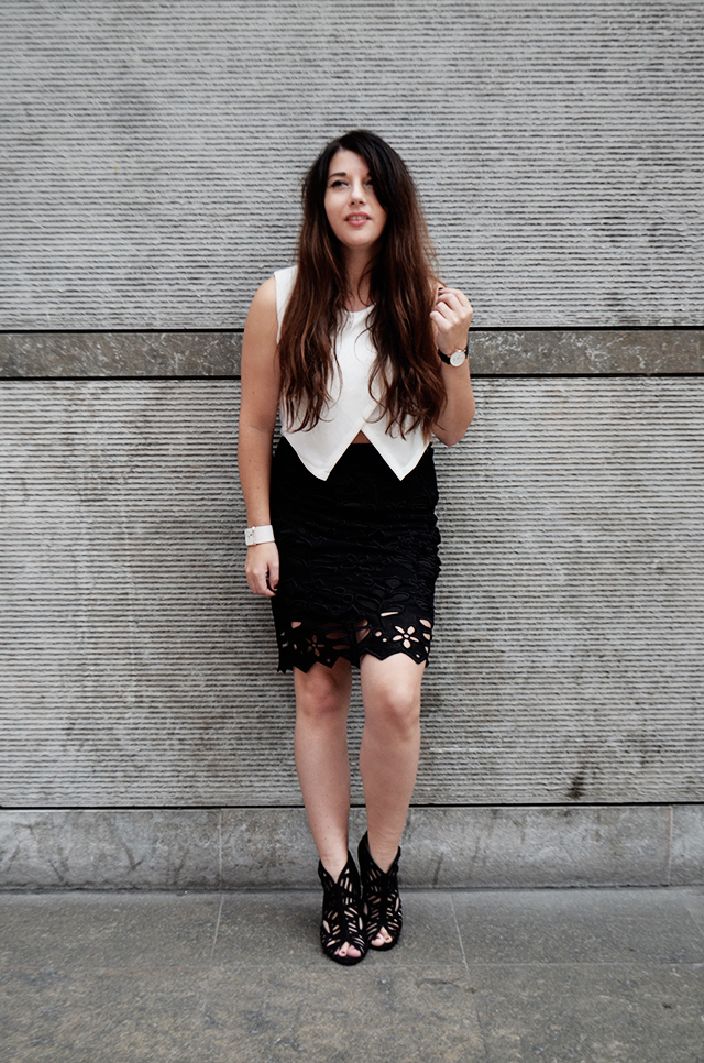 Ontrends look 3 - Lace skirt 6
