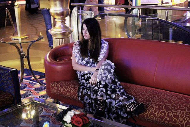 Tony Cohen dress - burj al arab - dubai 18
