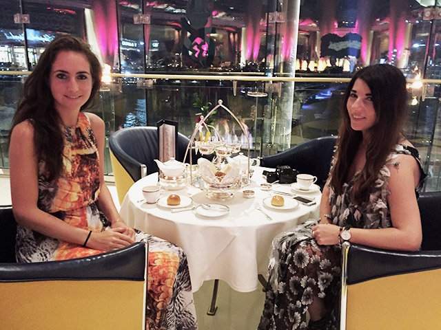 dubai high tea