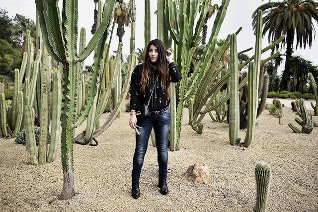 Outfit | Don't Sit on a Cactus - Wendy van Soest